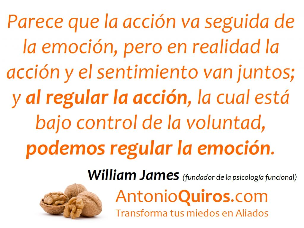 AntonioQuiros.com | Permítete BRILLAR | Transforma tus miedos en Aliados, especialmente al hablar en público. William James